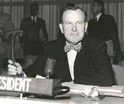 Lester B. Pearson.