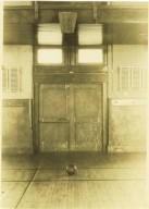 The Springfield YMCA, where basketball was invented, circa 1920.| Le YMCA de Springfield, Illinois, ou le basketball etait joue pour la premiere fois en 1920.