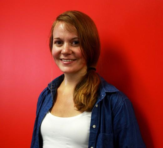 Valerie, animatrice du groupe du YMCA Montreal.