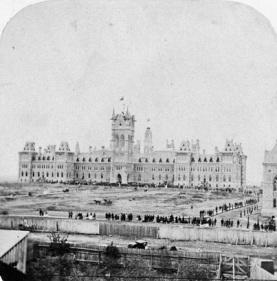 Ottawa in/en 1857
