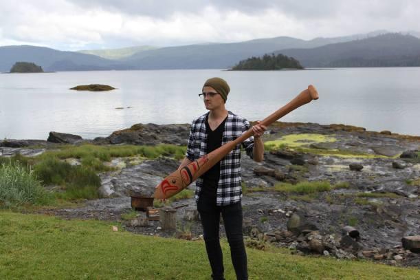 YEC - Haida Gwaii Day 5 paddle